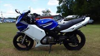 8. 2007 Suzuki GS 500
