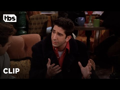 Friends: Ross Wants Emily to Move to New York (Season 4 Clip)   TBS