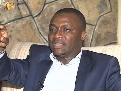 KNC running mate Ronnie Osumba opens up on 2013 election campaign