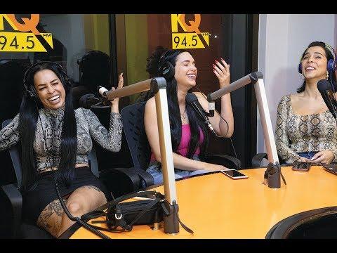 LA MAMI JORDAN VS AMELIA ALCANTARA - GRAN DEBATE EN ALOFOKE RADIO SHOW!!!