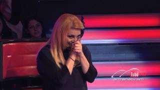 Arsen Gevorgyan vs. Anna Barseghyan,I'm Your Angel - The Voice of Armenia - The Battles - Season 3