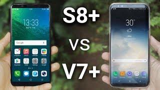 Video Vivo V7+ vs Galaxy S8+ | Quick Comparison MP3, 3GP, MP4, WEBM, AVI, FLV Februari 2018