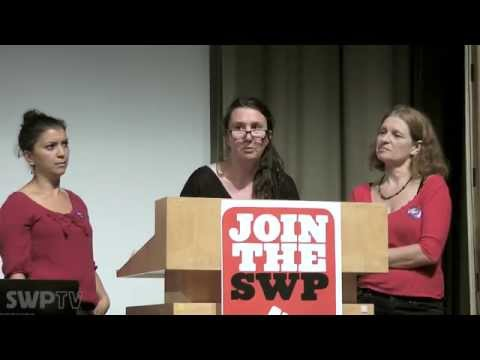 Marxist hunter - Opening Rally from Marxism Festival 2014 http://www.marxismfestival.org.uk Thursday 10th July 2014 Speakers Lambeth College strikers, Sheila Coleman, Manjeet...