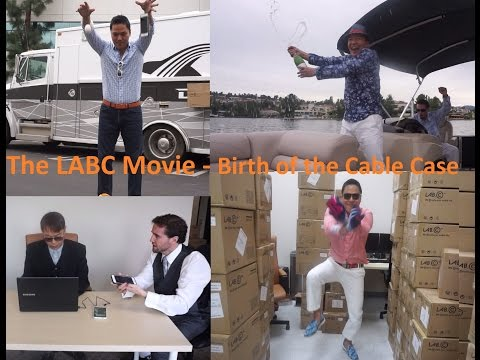 The LABC Movie - COMPLETE - HD 1080P - Birth of the Cable Case ft Psy Gangnam Style, Mr Samsung
