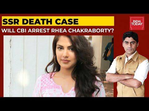 SSR Death Case: Will CBI Arrest Rhea Chakraborty? | India First