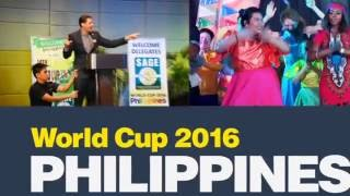SAGE World Cup 2016: Best entrepreneurs battle (Eng)