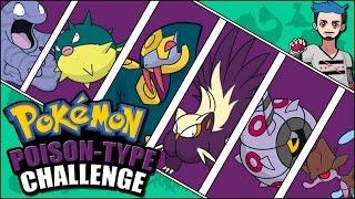 POISON POKÉMON CHALLENGE | Pokémon Naming Challenge by Ace Trainer Liam