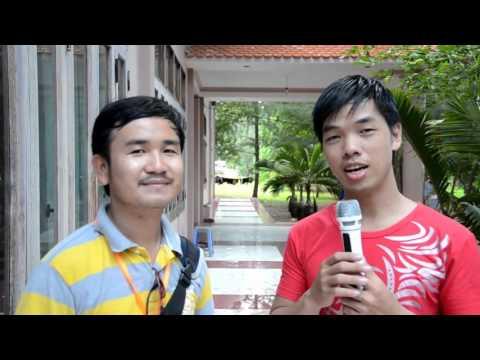 Clip vui: Phóng sự Trại hè Thanh niên UPCV 2014 - miền Nam