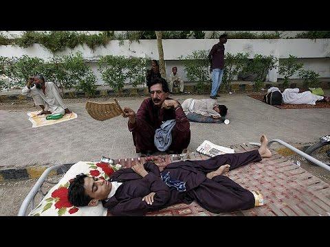 Πακιστάν: 450 νεκροί λόγω καύσωνα