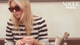 French Girls vs. British Girls - with Camille Charrière  |   VOGUE PARIS