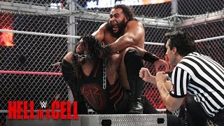 Nonton Roman Reigns Takes Charge Vs  Rusev  Wwe Hell In A Cell 2016 Film Subtitle Indonesia Streaming Movie Download