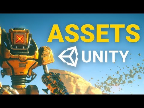 BEST ASSETS OF 2018 for Unity!
