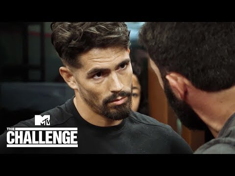 Turbo & Jordan's Explosive Confrontation | The Challenge: War of The Worlds 2