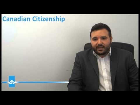 Canadian Citizenship Requirements Video