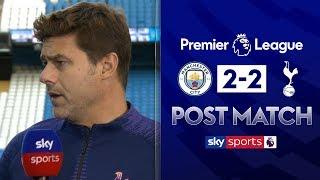"Video ""I am in love with VAR!"" | Mauricio Pochettino Post Match | Man City 2-2 Tottenham MP3, 3GP, MP4, WEBM, AVI, FLV Agustus 2019"