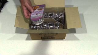 Bumble Bee Sensations Thai Chili Tuna Kit Unboxing