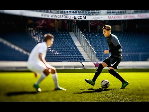 hachim mastour gioca a fifa 14 - player vs gamer
