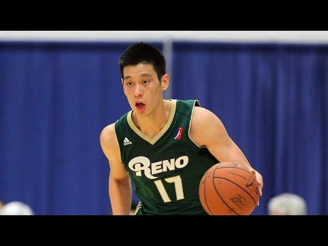jeremy - New Lakers guard Jeremy Lin averaged 18.0 points as an NBA free agent with the Reno Bighorns in 2010-11. After being picked up by the Knicks in 2012, he was assigned to the Erie BayHawks for...