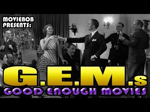Good Enough Movies: THE THIN MAN (1934)