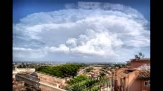 "Cumulunimbus en el Levante Mallorquín.12-9-2014.Sinfonia Nº9 ""Nacimiento""Time-Lapse 1080p."