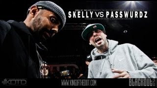 King of the Dot | Skelly vs. Pass