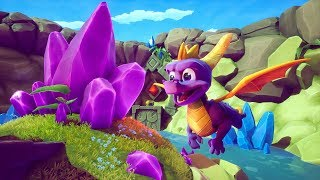 Spyro Reignited Trilogy - All Three Games Hands-On!