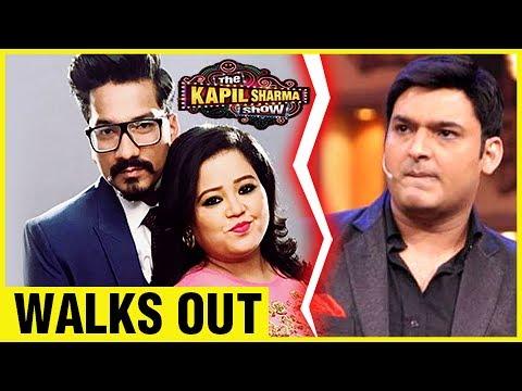 Bharti Regrets Choosing Kapil Over Krushna | Walks