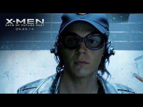 X-Men: Days of Future Past (Character Clip 'Quicksilver')