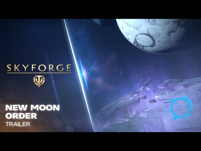 Skyforge - New Moon Order Trailer