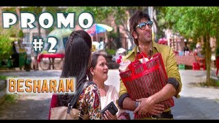 Besharam Dialogue Promo 2