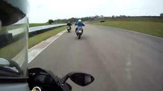 7. Riding BMW HP2 Sport