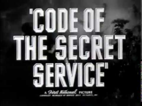 Code of the Secret Service (1939) - Movie Trailer