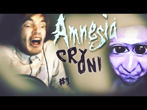 AO ONI IN AMNESIA?! - Amnesia: Custom Story - Part 1 - Cry Oni