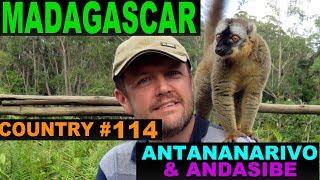 Antananarivo Madagascar  city pictures gallery : A Tourist's Guide to Antananarivo and Andasibe, Madagascar