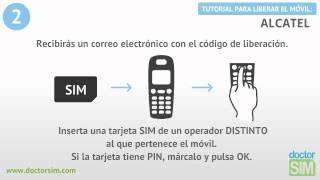 Liberar Alcatel, Desbloquear Alcatel