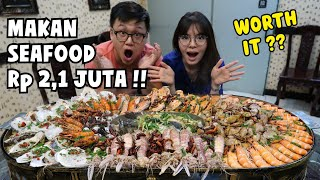 Video GILA!! HABIS Rp 2,1 JUTA MAKAN SEAFOOD !! MP3, 3GP, MP4, WEBM, AVI, FLV Oktober 2018