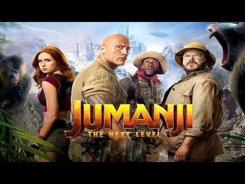 Jumanji 2 Full Movie English - Hollywood Full Movie 2020 - Full Movies in English 𝐅𝐮𝐥𝐥 𝐇𝐃 1080