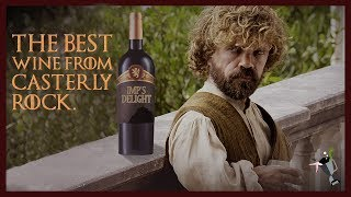 The man who drank every single wine in Westeros and became almost an oenologist brings you the most incredible savor you will ...