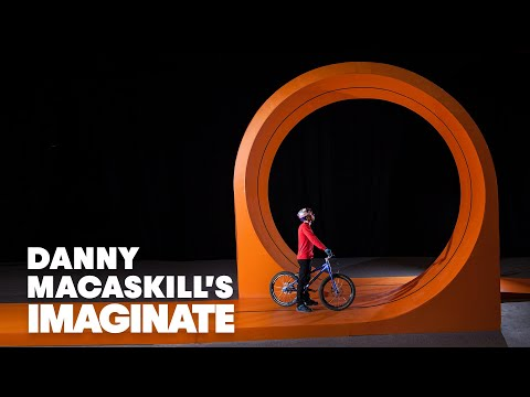 youtube - For a deeper look at Imaginate, check out: http://goo.gl/8YQdR Two years in the making, street trials rider Danny MacAskill releases his brand new riding fil...
