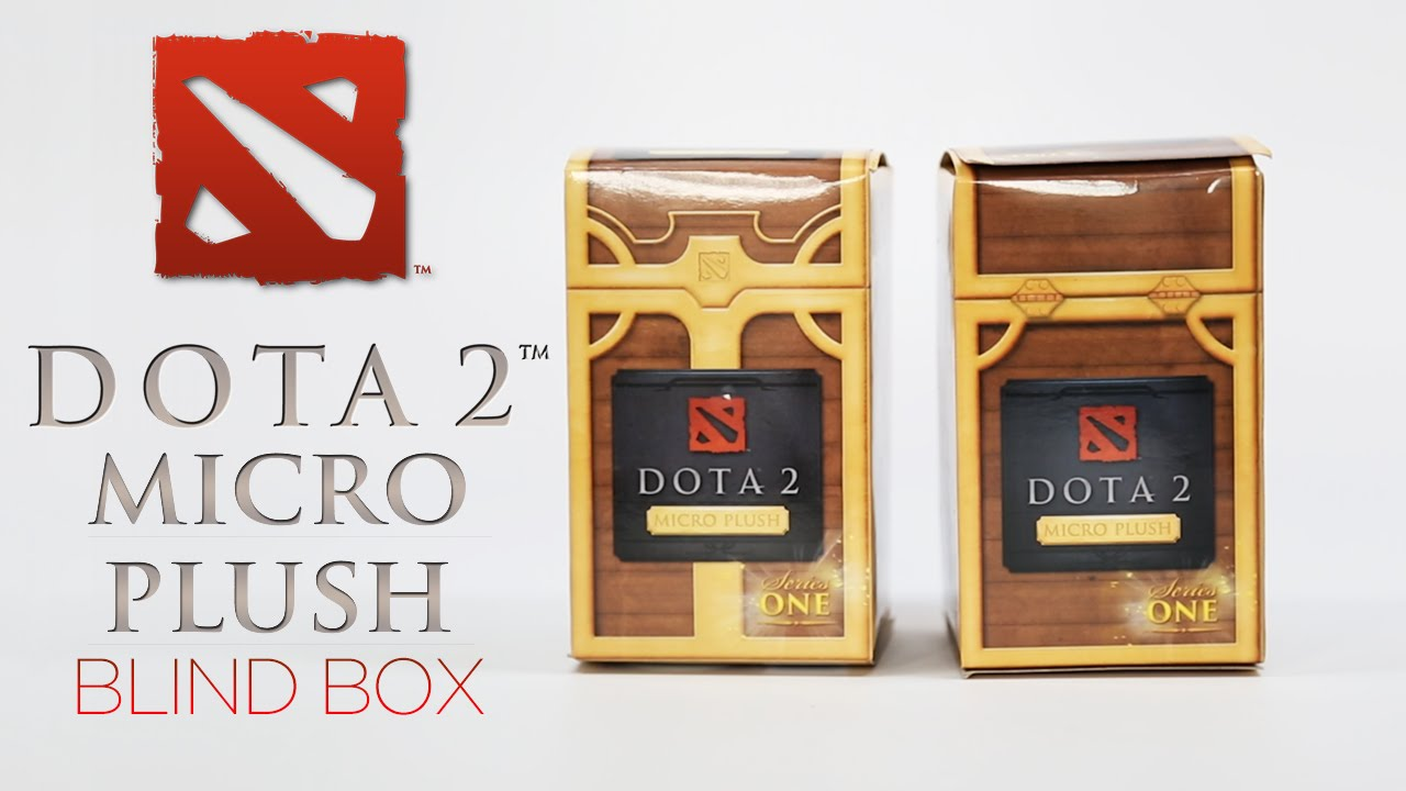 DOTA 2 Micro Plush Blind Box