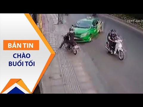 Anh hùng taxi kể chuyện chặn cướp | VTC1 - Thời lượng: 77 giây.
