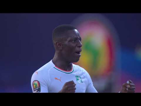 Namibia v Côte d'Ivoire Highlights - Total AFCON 2019 - Match 32