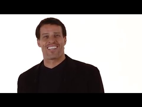 Tony Robbins – Welcome to Life Coaching