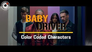 Video Baby Driver | Color Coded Characters MP3, 3GP, MP4, WEBM, AVI, FLV Juli 2018