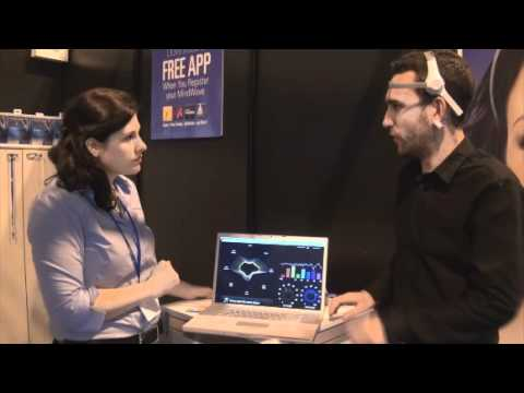Live from the Gadget Show: Neurosky's mind-controlled computer