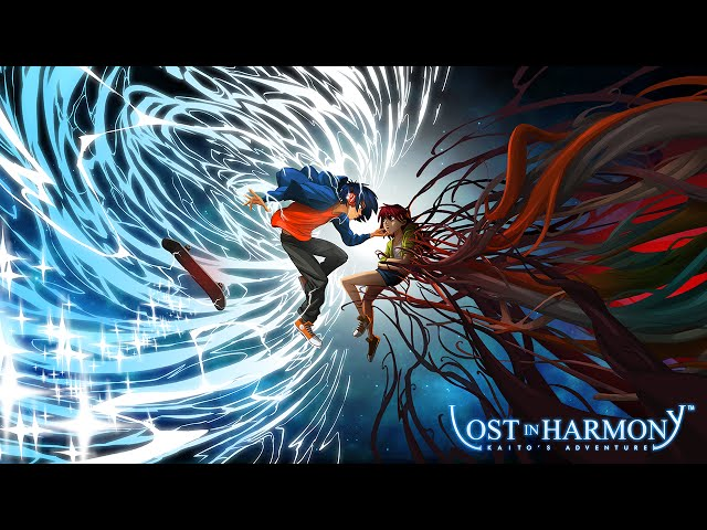 Lost in Harmony - Launch Trailer