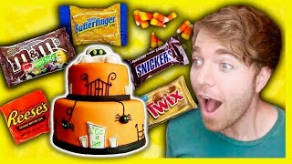 Video GIANT HALLOWEEN CANDY CAKE MP3, 3GP, MP4, WEBM, AVI, FLV April 2018