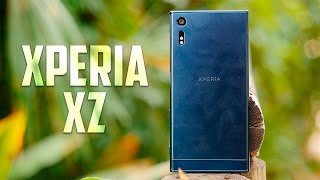 Sony Xperia XZ, Review en español