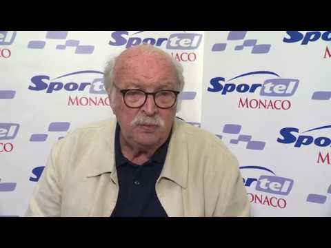 Interview Jean BECKER - SPORTELMonaco 2017