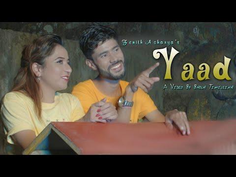 Yaad - Zenith Acharya || Sunita Adhikari || New official Nepali Rap Song 2020